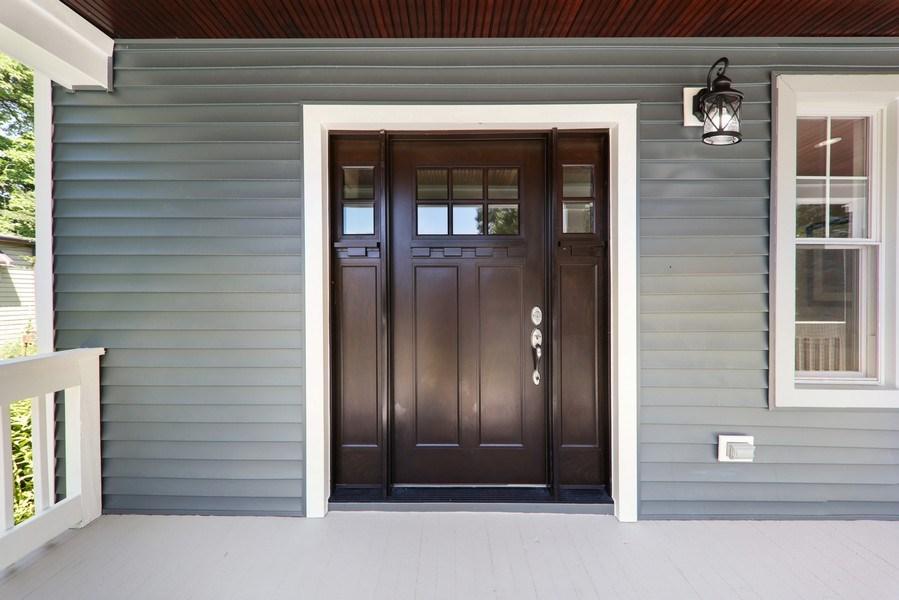 Real Estate Photography - 842 Marengo Avenue, Forest Park, IL, 60130 - Entrance