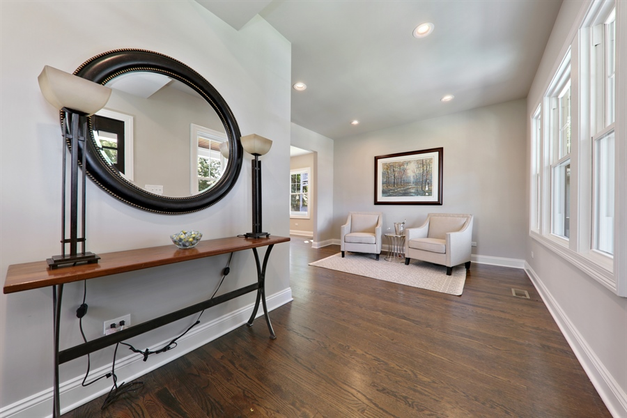Real Estate Photography - 842 Marengo Avenue, Forest Park, IL, 60130 - Foyer