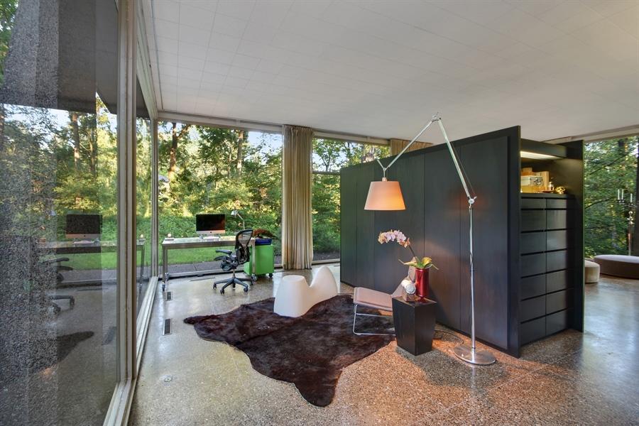 Real Estate Photography - 20841 Oak Lane Drive, Olympia Fields, IL, 60461 - Study