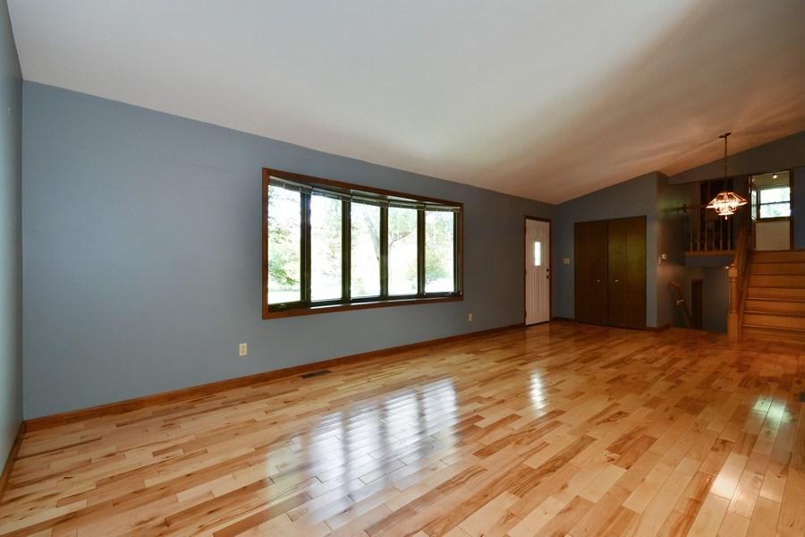 Real Estate Photography - S831 Skyline Drive, Batavia, IL, 60510 - Living Room