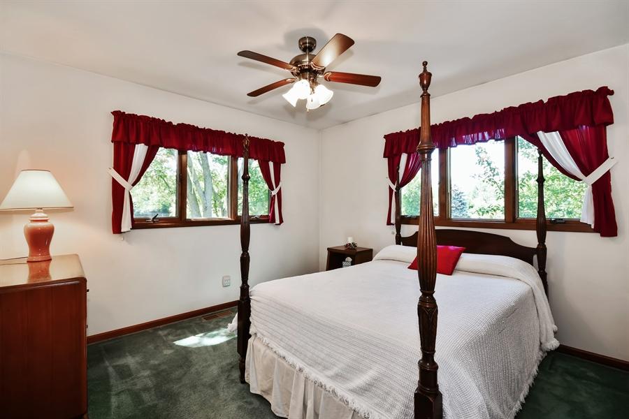 Real Estate Photography - S831 Skyline Drive, Batavia, IL, 60510 - 2nd Bedroom