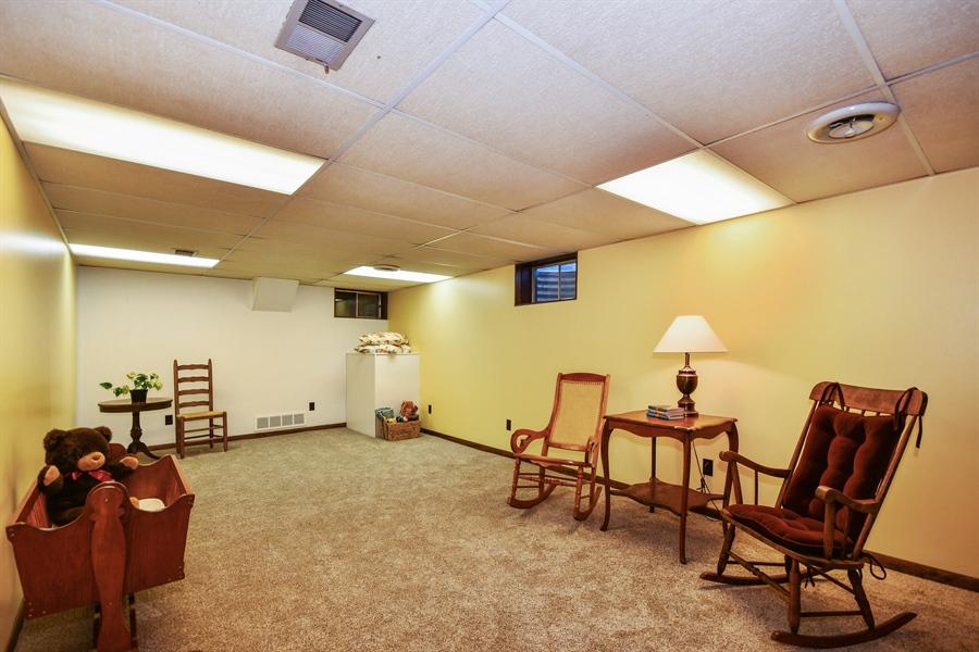 Real Estate Photography - S831 Skyline Drive, Batavia, IL, 60510 - Bonus Room