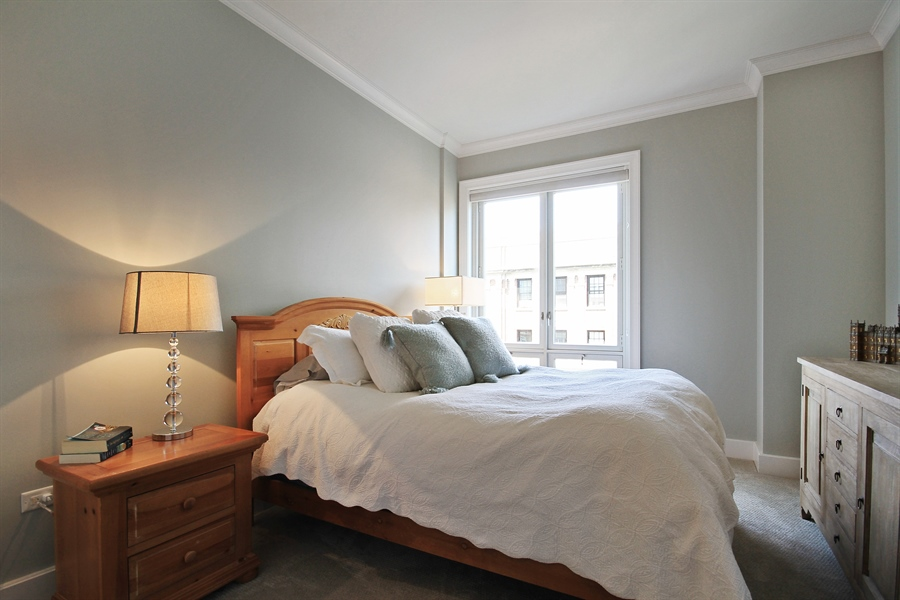 Real Estate Photography - 2550 N. Lakeview Avenue, Chicago, IL, 60614 - 3rd Bedroom