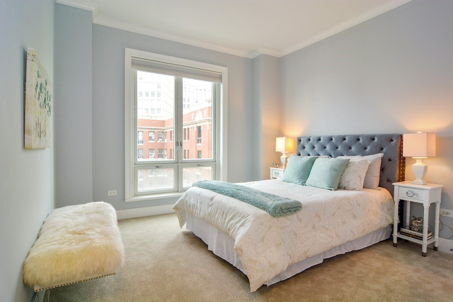 Real Estate Photography - 2550 N. Lakeview Avenue, Chicago, IL, 60614 - 2nd Bedroom