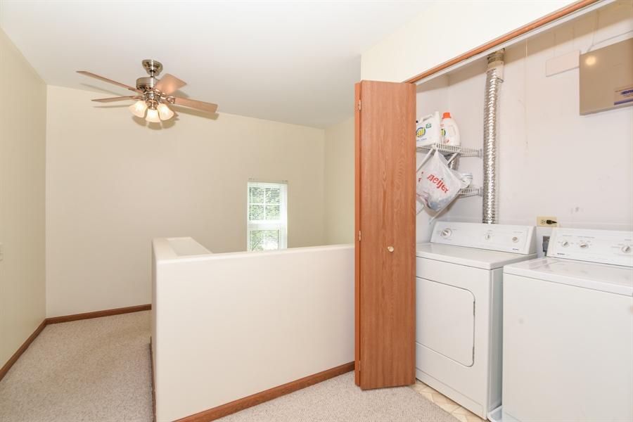 Real Estate Photography - 1690 Pebble Beach Circle, Elgin, IL, 60123 - Loft