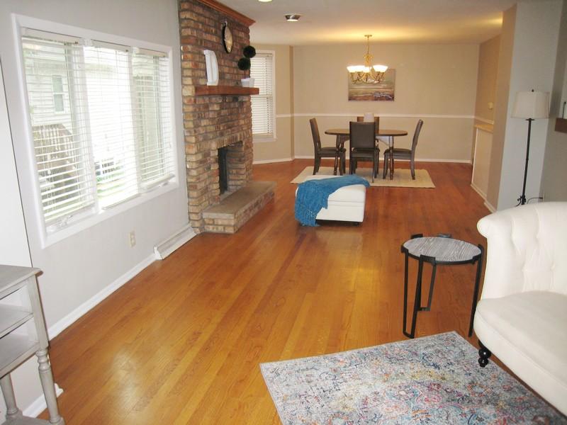 Real Estate Photography - 128 Richards Street, Geneva, IL, 60134 - Versatile floor plan