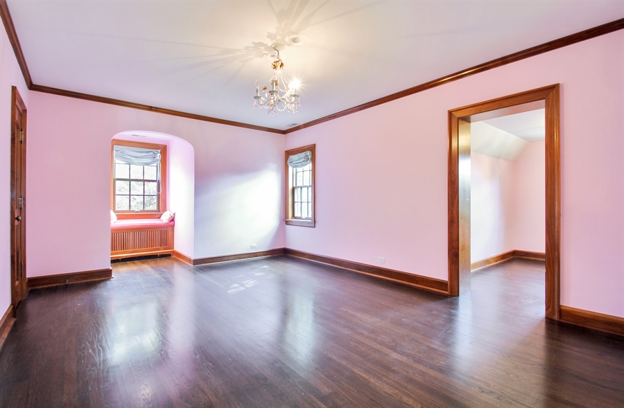Real Estate Photography - 5900 N. Kilpatrick Avenue, Chicago, IL, 60646 - Bedroom