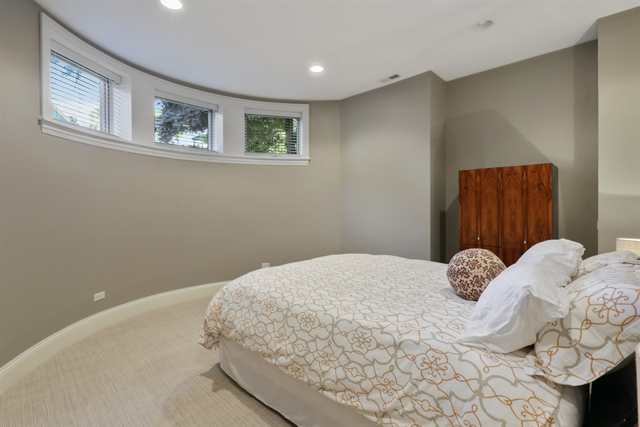 Real Estate Photography - 1532 W. WOLFRAM Street, Chicago, IL, 60657 - 4th Bedroom
