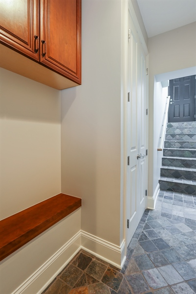 Real Estate Photography - 1532 W. WOLFRAM Street, Chicago, IL, 60657 - Mudroom