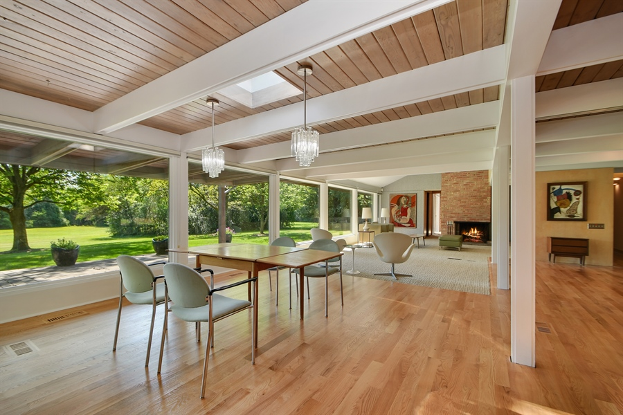 Real Estate Photography - 98 Graymoor Lane, Olympia Fields, IL, 60461 - Dining Area