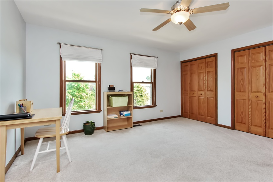 Real Estate Photography - 3541 Lakeview Drive, Algonquin, IL, 60102 - 2nd Bedroom