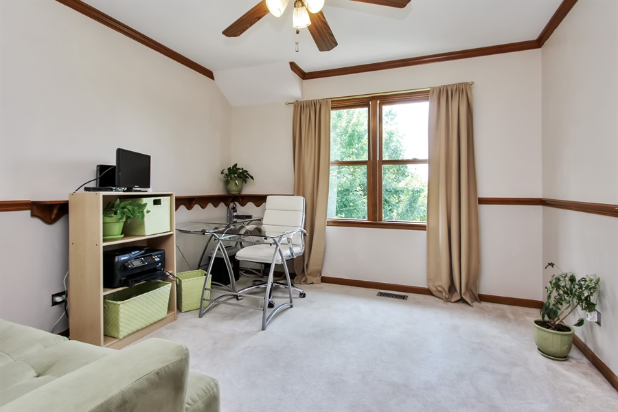 Real Estate Photography - 3541 Lakeview Drive, Algonquin, IL, 60102 - 4th Bedroom