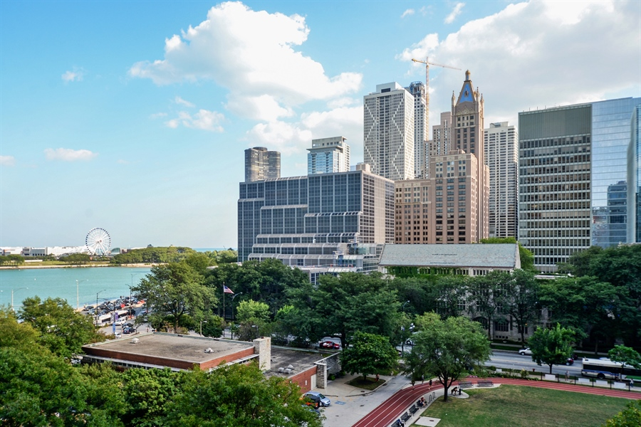 Real Estate Photography - 840 N. LAKE SHORE Drive, Unit 703, Chicago, IL, 60611 - View