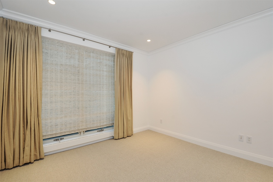 Real Estate Photography - 840 N. LAKE SHORE Drive, Unit 703, Chicago, IL, 60611 - 2nd Bedroom
