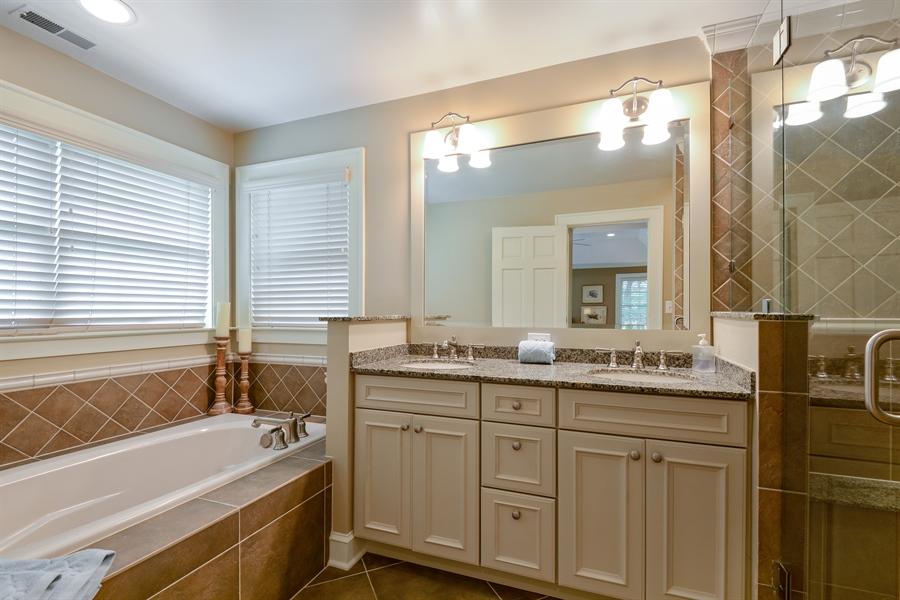 Real Estate Photography - 2715 Noyes Street, Evanston, IL, 60201 - Master Bathroom