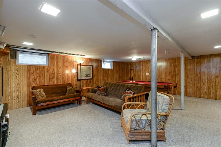 Real Estate Photography - 2715 Noyes Street, Evanston, IL, 60201 - Recreational Room