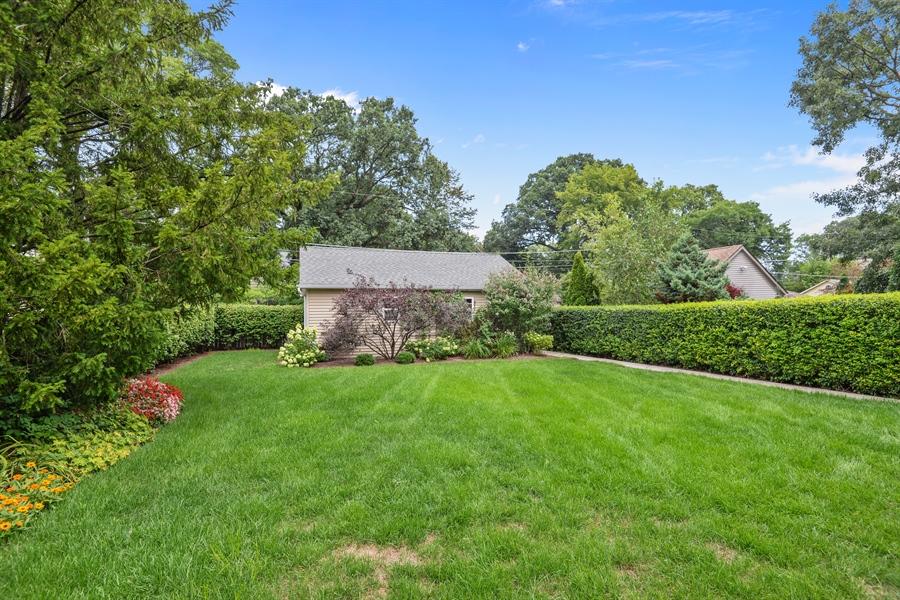Real Estate Photography - 2715 Noyes Street, Evanston, IL, 60201 - Back Yard