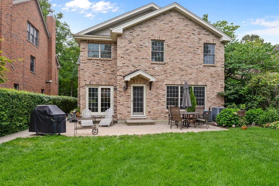Real Estate Photography - 2715 Noyes Street, Evanston, IL, 60201 - Rear View