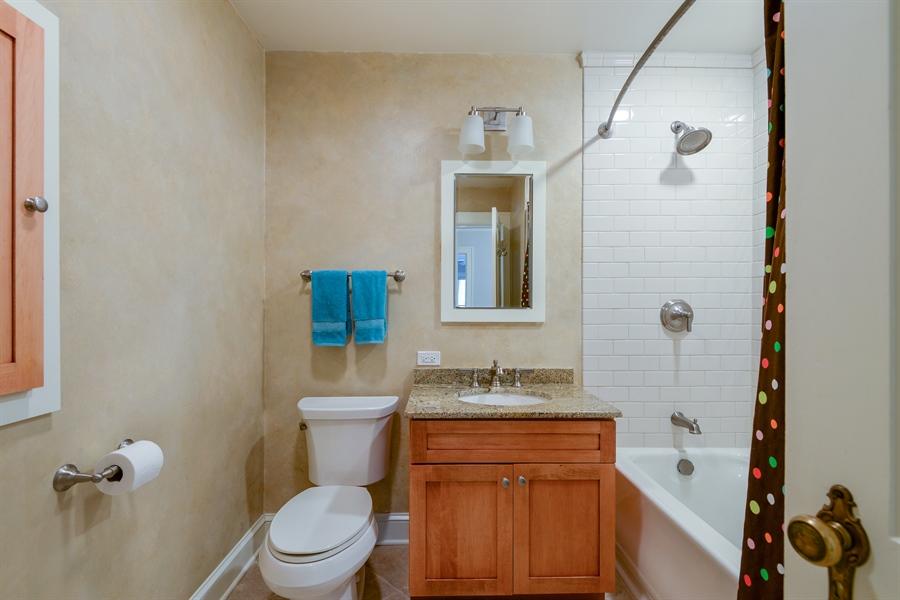 Real Estate Photography - 2715 Noyes Street, Evanston, IL, 60201 - Bathroom