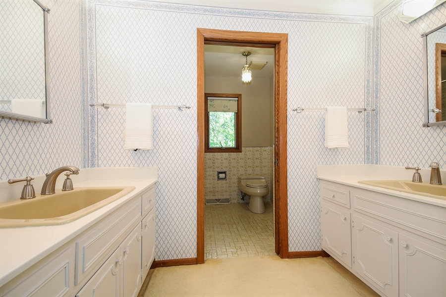Real Estate Photography - 69 Graymoor Lane, Olympia Fields, IL, 60461 - Master Bathroom