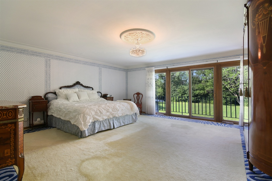 Real Estate Photography - 69 Graymoor Lane, Olympia Fields, IL, 60461 - Master Bedroom