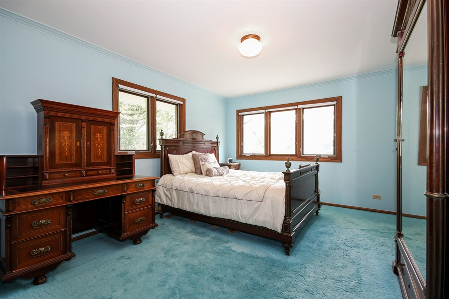 Real Estate Photography - 69 Graymoor Lane, Olympia Fields, IL, 60461 - Bedroom 3