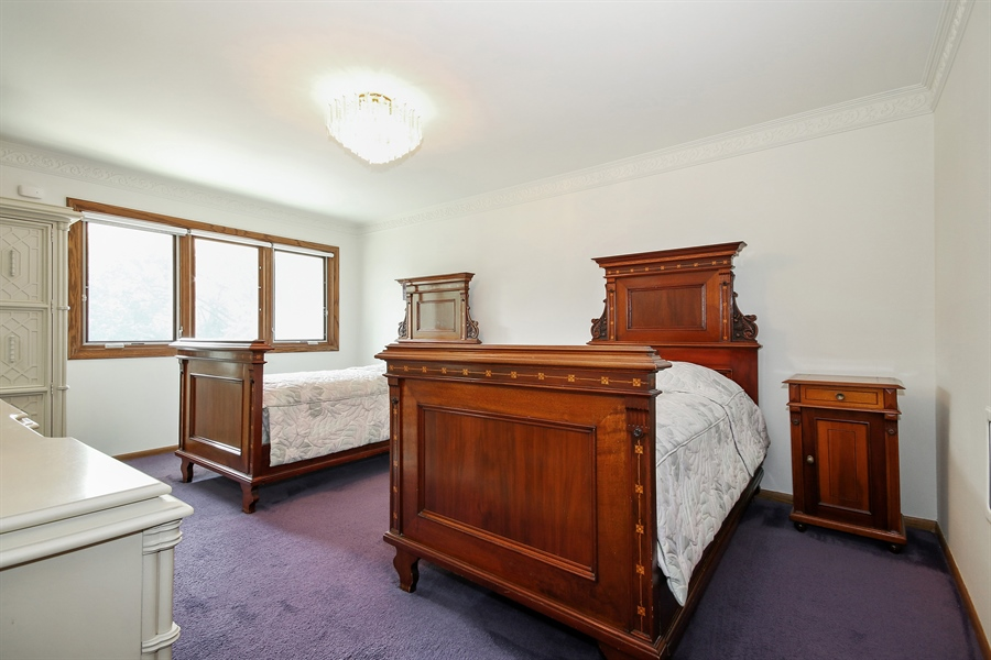 Real Estate Photography - 69 Graymoor Lane, Olympia Fields, IL, 60461 - Bedroom 4