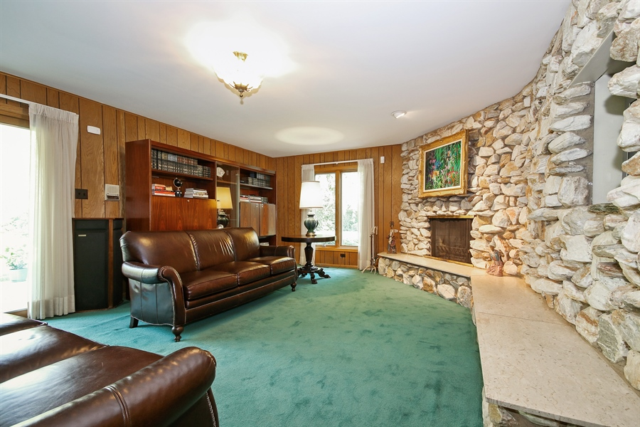 Real Estate Photography - 69 Graymoor Lane, Olympia Fields, IL, 60461 - Family Room