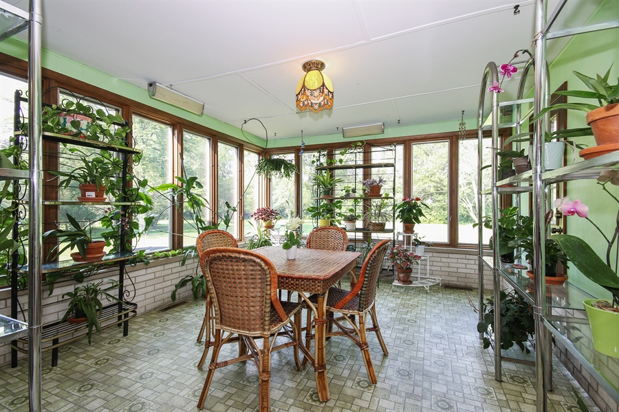 Real Estate Photography - 69 Graymoor Lane, Olympia Fields, IL, 60461 - Sun Room