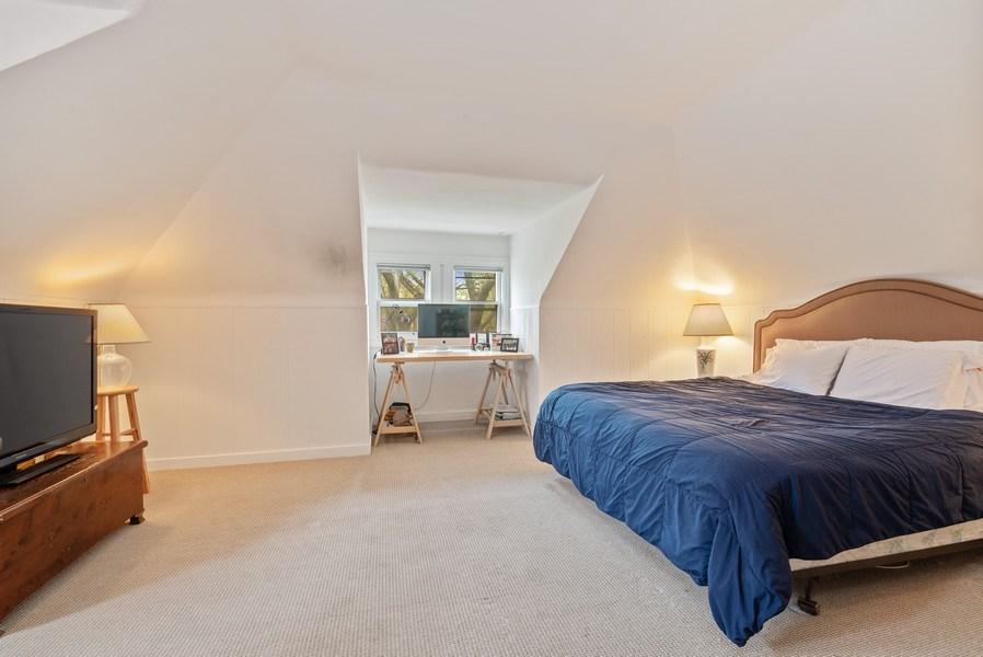 Real Estate Photography - 5344 N. Wayne Avenue, Chicago, IL, 60640 - 3rd Floor Bedroom