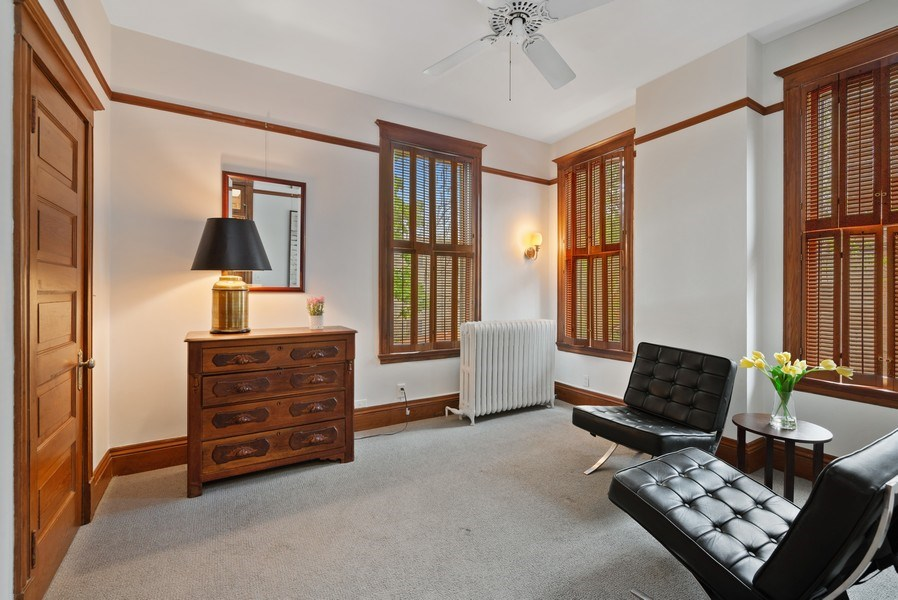 Real Estate Photography - 5344 N. Wayne Avenue, Chicago, IL, 60640 - 4th Bedroom