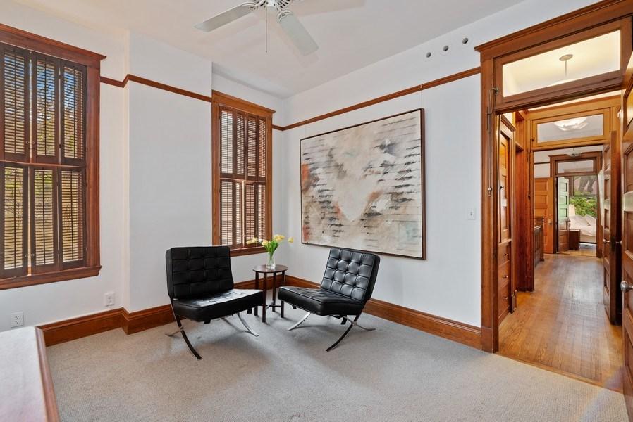 Real Estate Photography - 5344 N. Wayne Avenue, Chicago, IL, 60640 - 3rd Bedroom/ Den