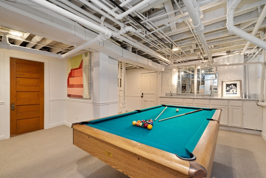 Real Estate Photography - 5344 N. Wayne Avenue, Chicago, IL, 60640 - Lower Level