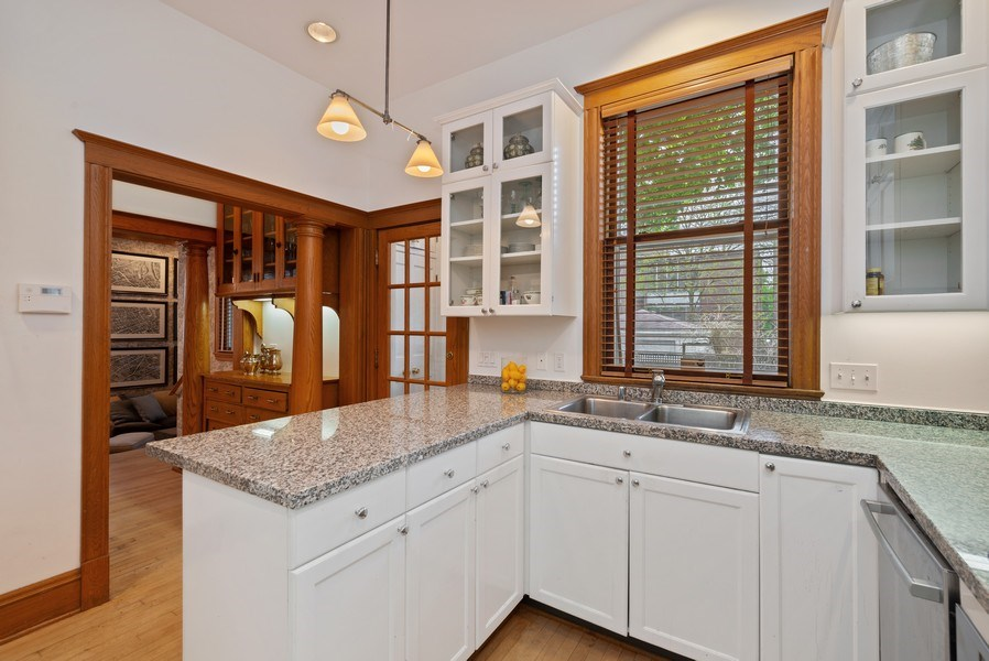 Real Estate Photography - 5344 N. Wayne Avenue, Chicago, IL, 60640 - Kitchen