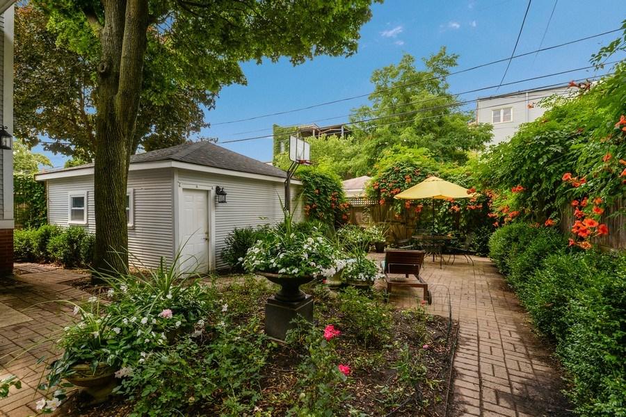 Real Estate Photography - 5344 N. Wayne Avenue, Chicago, IL, 60640 - Back Yard