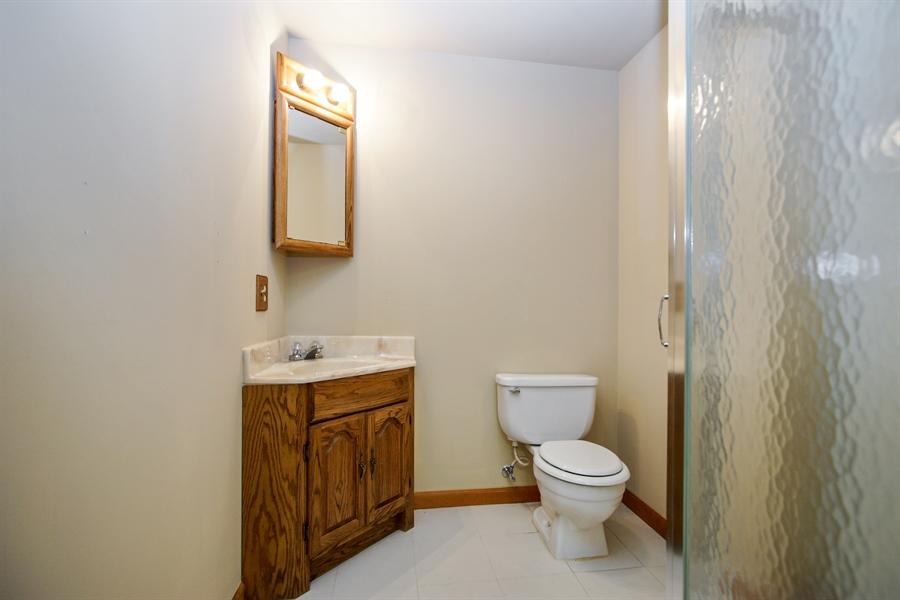 Real Estate Photography - 712 Milton Road, Inverness, IL, 60067 - Bathroom