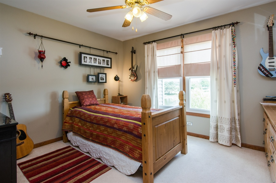 Real Estate Photography - 6 White Oak Court, Algonquin, IL, 60102 - 3rd Bedroom