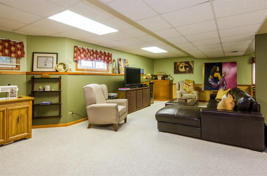 Real Estate Photography - 6 White Oak Court, Algonquin, IL, 60102 - Basement