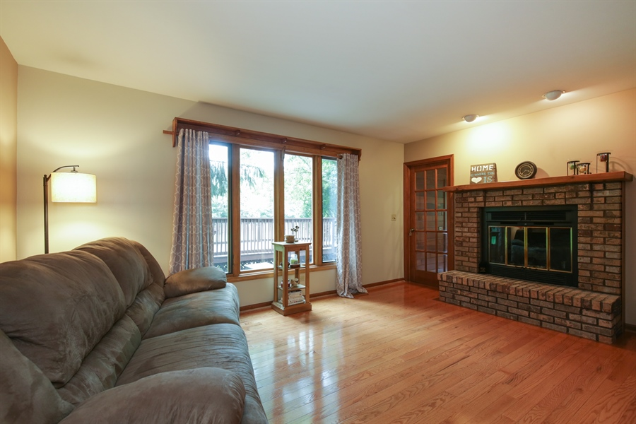 Real Estate Photography - 18N580 Spring Bluff Drive, Dundee, IL, 60118 - Family Room