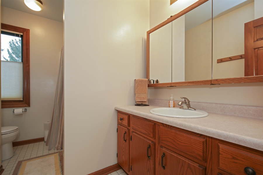 Real Estate Photography - 18N580 Spring Bluff Drive, Dundee, IL, 60118 - Bathroom