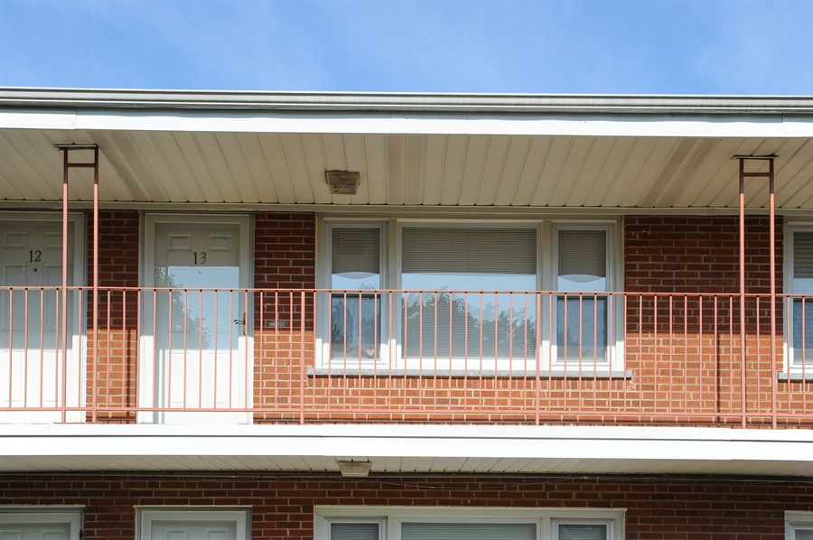 Real Estate Photography - 1101 Algonquin Road, Unit 13, Arlington Heights, IL, 60005 - Front View