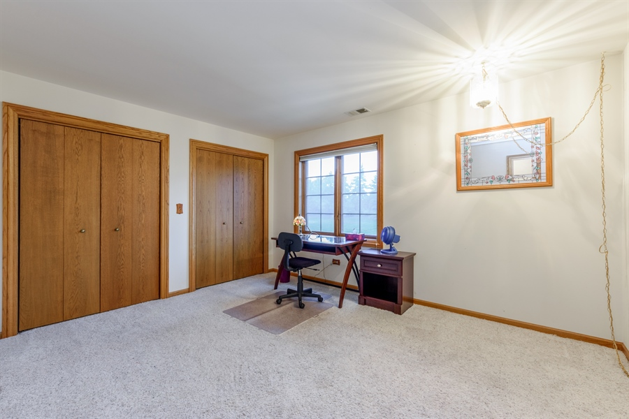 Real Estate Photography - 105 Stone Marsh Lane, Barrington, IL, 60010 - 3rd Bedroom