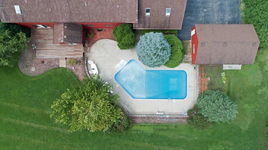 Real Estate Photography - 105 Stone Marsh Lane, Barrington, IL, 60010 -
