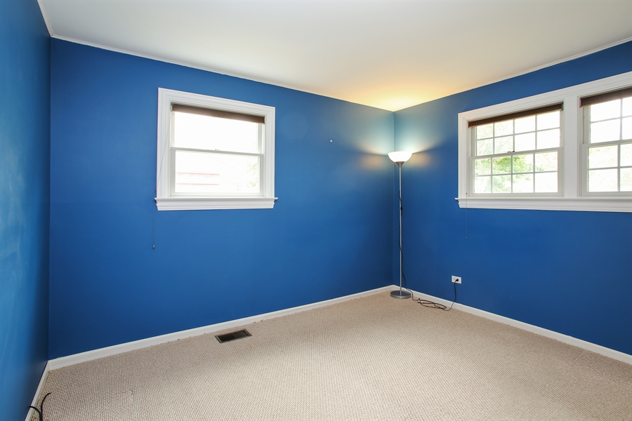 Real Estate Photography - 3506 Thrush Lane, Rolling Meadows, IL, 60008 - 2nd Bedroom