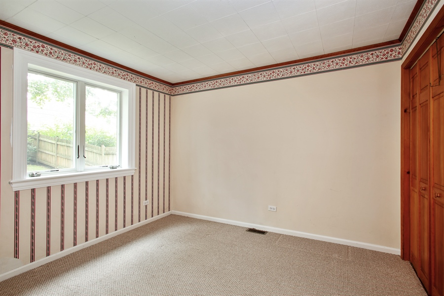 Real Estate Photography - 3506 Thrush Lane, Rolling Meadows, IL, 60008 - Bedroom