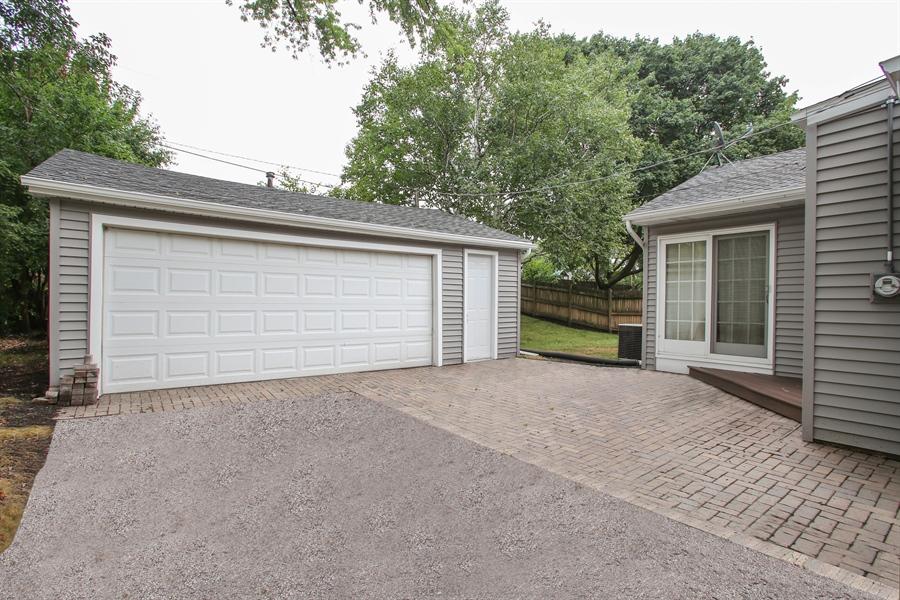 Real Estate Photography - 3506 Thrush Lane, Rolling Meadows, IL, 60008 - Garage
