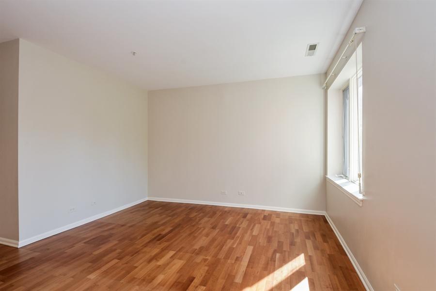 Real Estate Photography - 2601 Central St, 301, Evanston, IL, 60201 - Den