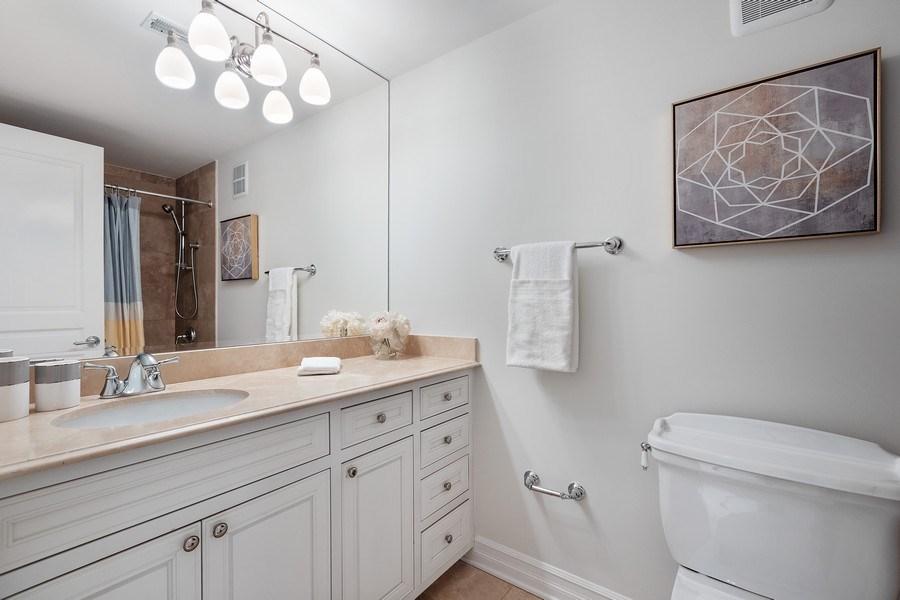 Real Estate Photography - 2030 N. Dayton Street, Chicago, IL, 60614 - Bathroom