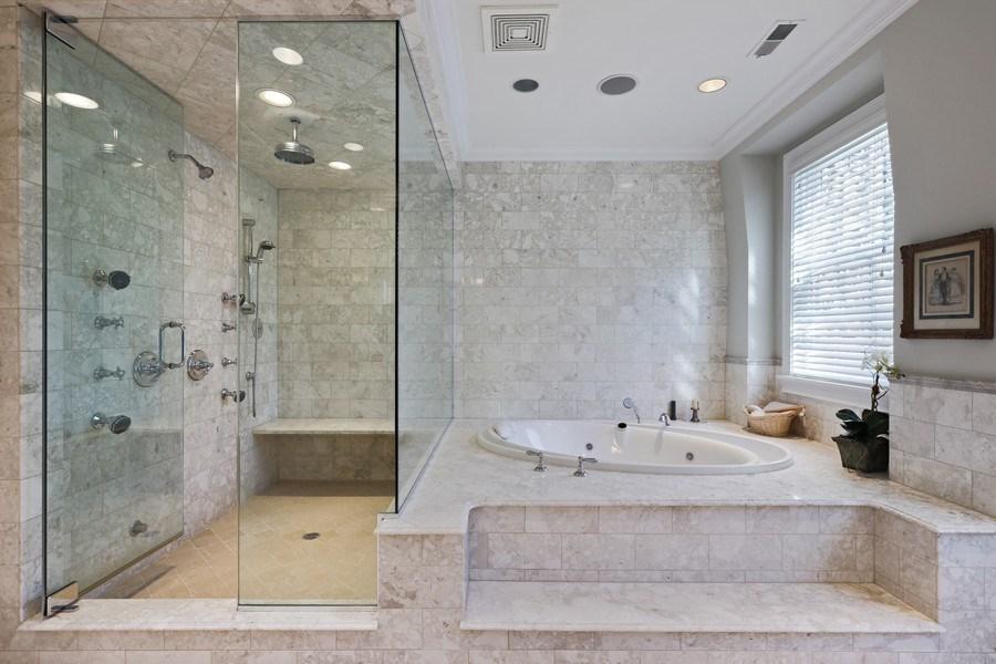 Real Estate Photography - 2030 N. Dayton Street, Chicago, IL, 60614 - Master Bathroom