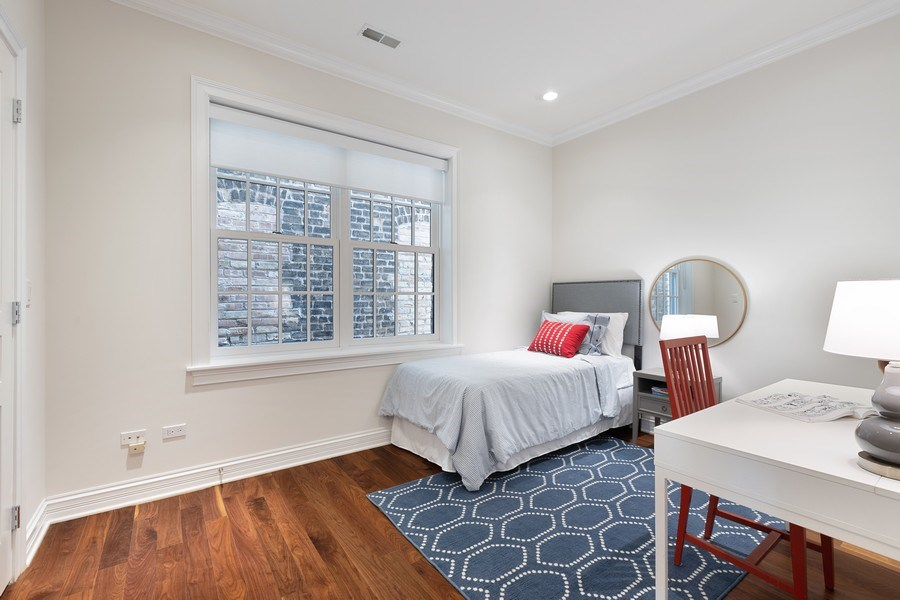 Real Estate Photography - 2030 N. Dayton Street, Chicago, IL, 60614 - 2nd Bedroom
